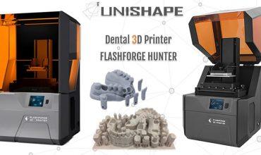 Παρουσίαση Flashforge Hunter