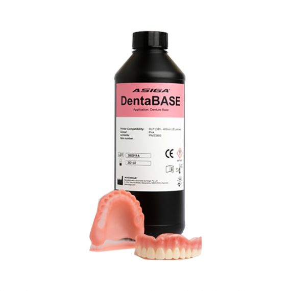 Asiga DentaBASE 1kg - 1