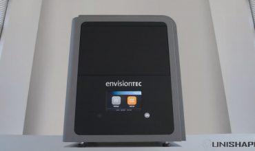 Παρουσίαση Envisiontec D4K PRO Dental