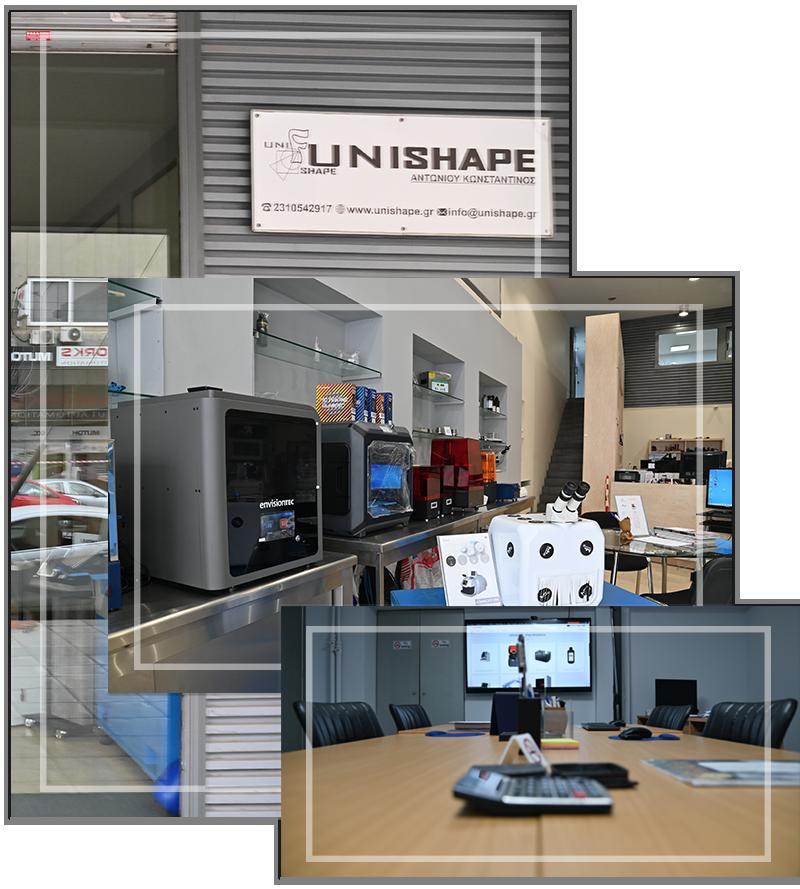 Photos of Unishape Company